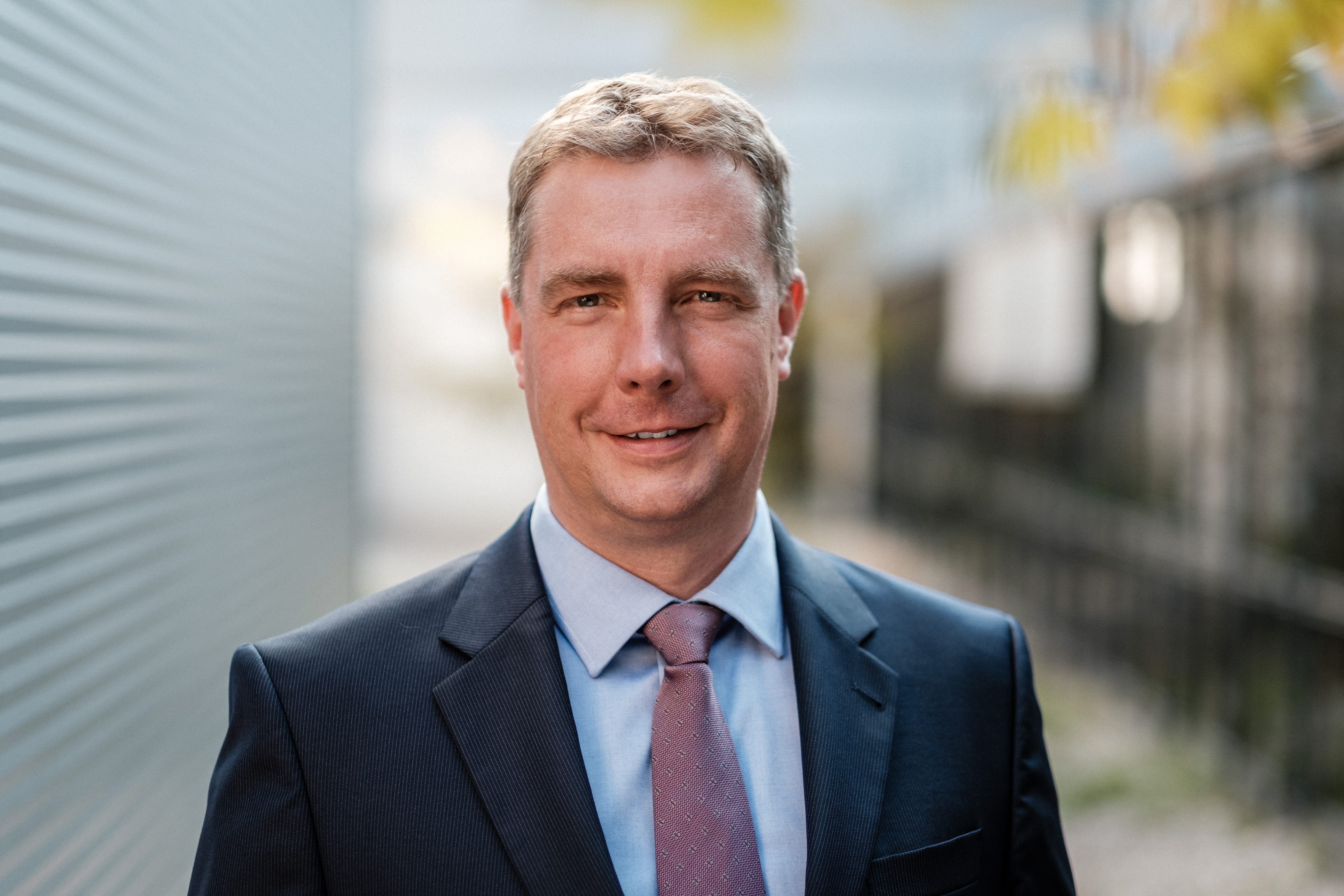Christoph Matschke, Vorstand REWE International AG